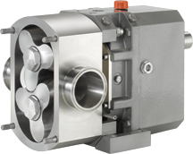 FL3 Positive Displacement Pump